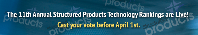 2016 Structured Products Tech Rankings